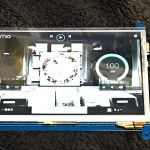 Volumioにプラグインを入れて、タッチパネルモニターを利用した画面出力と操作を出来るようにしました。
