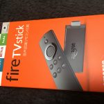 amazon fire TV stick 新型購入
